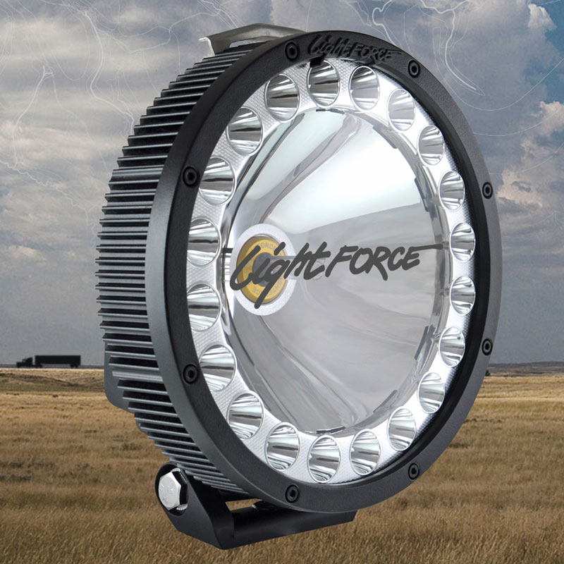 High-Performance Lightforce HTX Now Available in 24 Volts