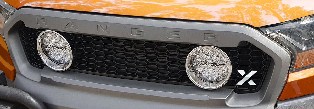 The X Grille: Innovation in Illumination