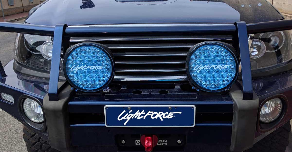 Lightforce Driving Light Filter