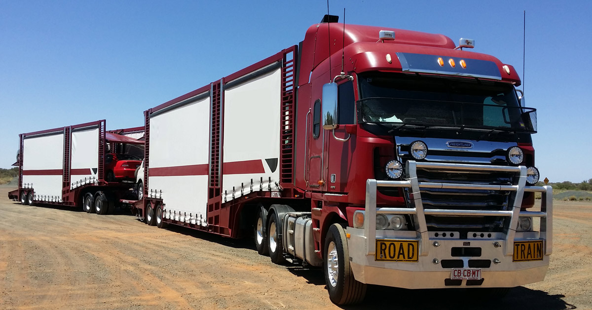 Trucking Page