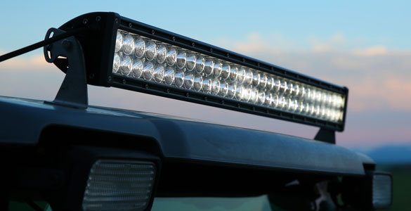 30 Inch Dual Row LED Light Bar