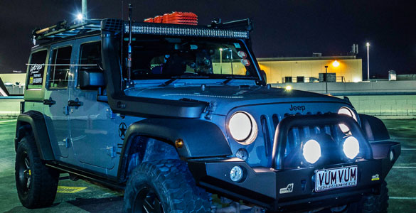 50 Inch Dual Row LED Light Bar
